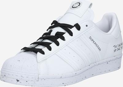 Sneaker low 'SUPERSTAR' ADIDAS ORIGINALS pe negru / alb, Vizualizare produs