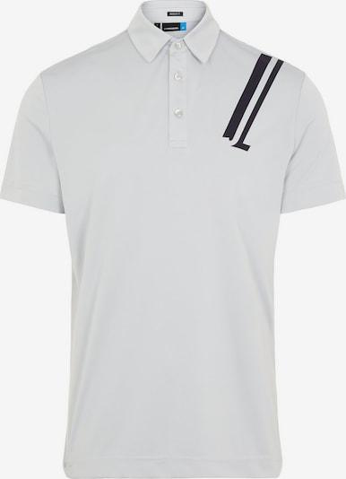 J.Lindeberg Functioneel shirt 'Phoenix' in de kleur Grijs, Productweergave