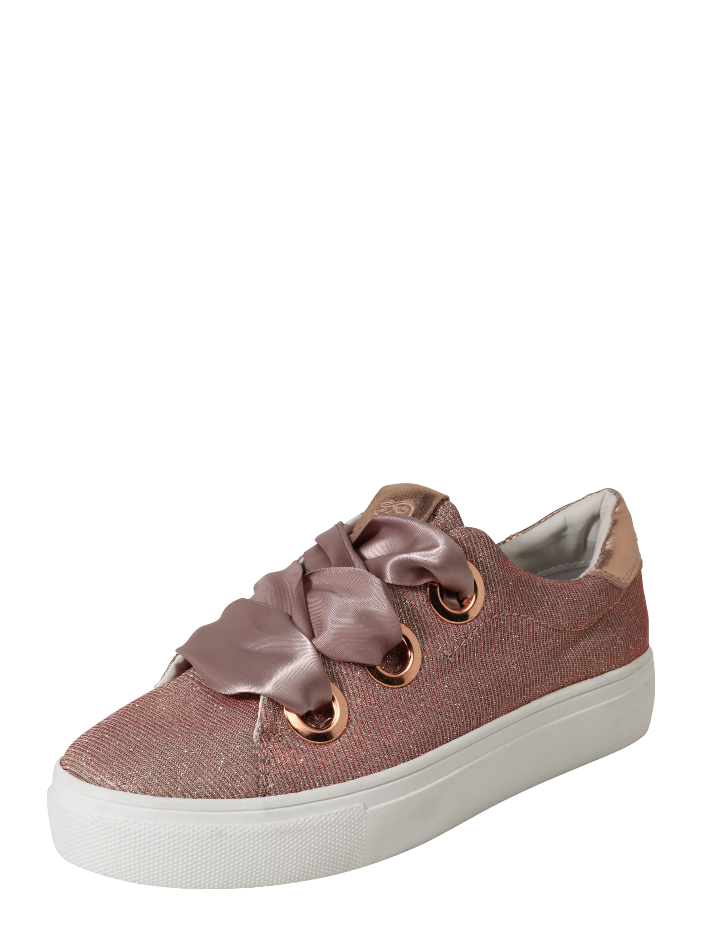 TOM TAILOR Sneaker mit Glitzereffekt rosa 1Va2Yg