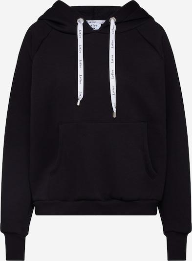 LeGer by Lena Gercke Sweatshirt 'Hayley' in de kleur Zwart, Productweergave