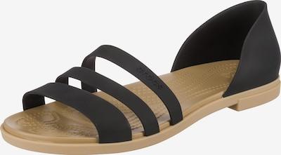 Crocs Sandale in schwarz, Produktansicht