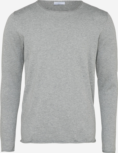 SELECTED HOMME Pullover 'SHDDOME CREW NECK NOOS' in grau, Produktansicht