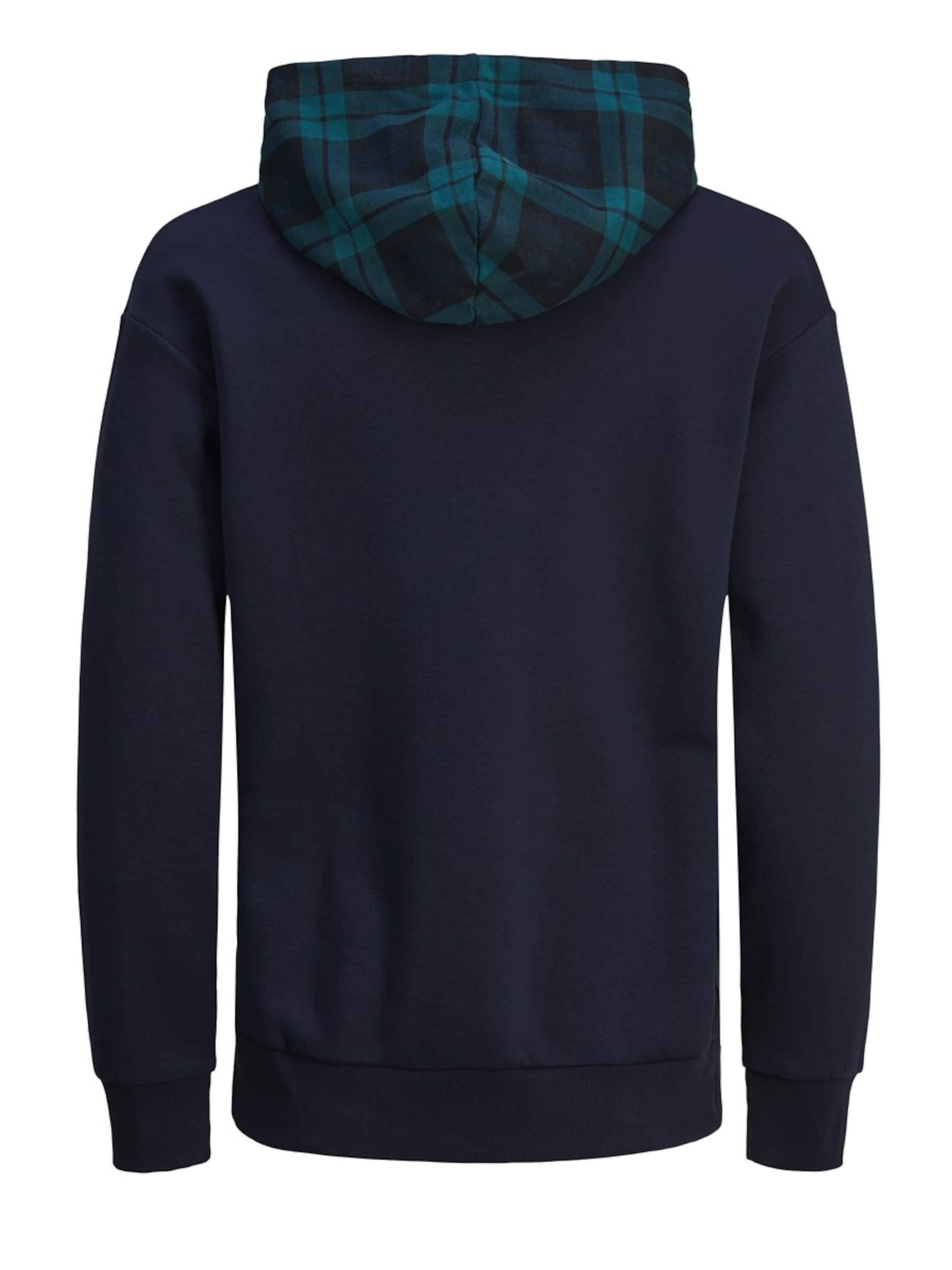 Jones shirt MarinePastel Bleu Jackamp; En Sweat qLA3j54R
