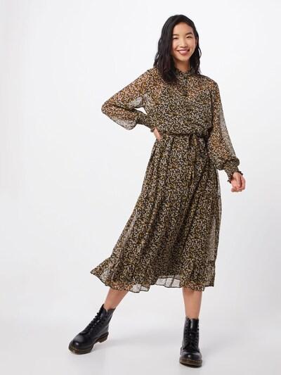 Love & Divine Kleid 'love246-10' in schwarz, Modelansicht