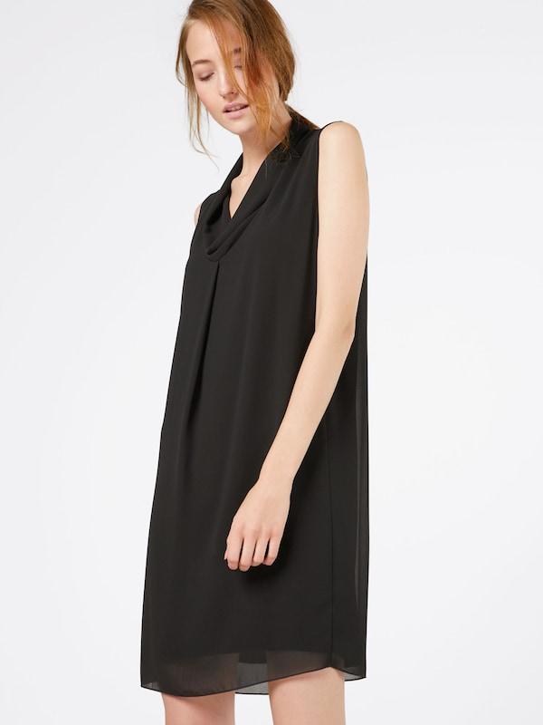 Cartoon Kleid mit Schalkragen 'Kleid'