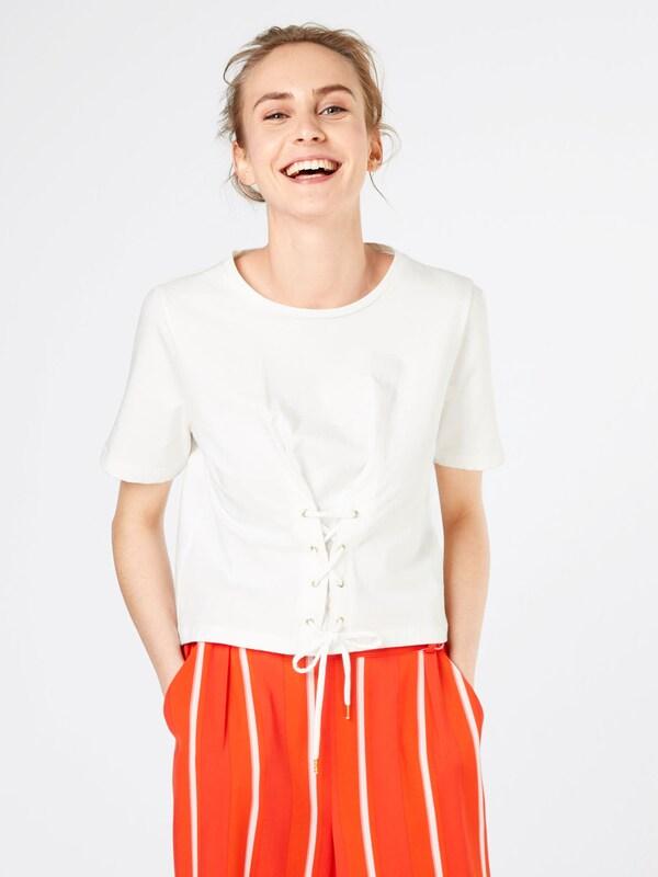 En T 'joanne' Minimum shirt Blanc 3cRL5qA4jS