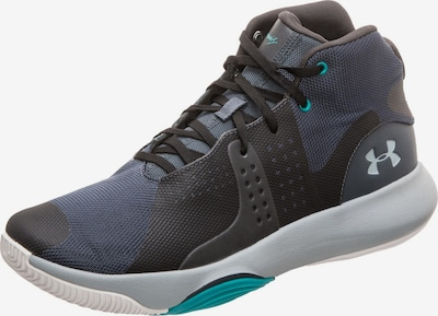 UNDER ARMOUR Basketballschuh 'Anomaly' in taubenblau / anthrazit, Produktansicht
