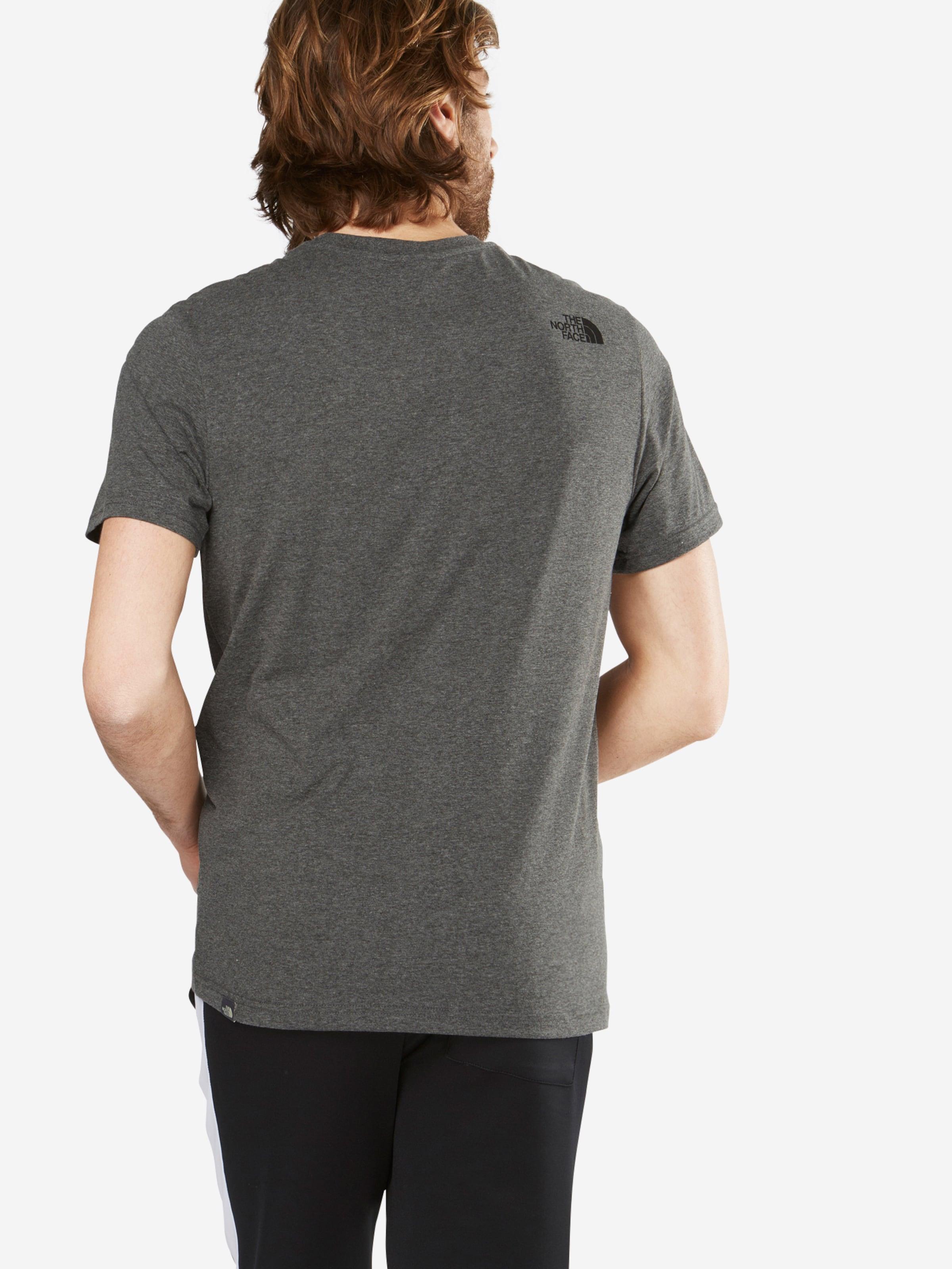 THE NORTH FACE T-Shirt 'Simple Dom' Spielraum Marktfähig jPUFFFuYdZ