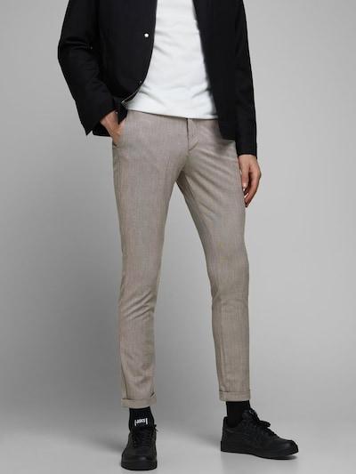 Pantaloni eleganți 'Marco Connor' JACK & JONES pe gri, Vizualizare model