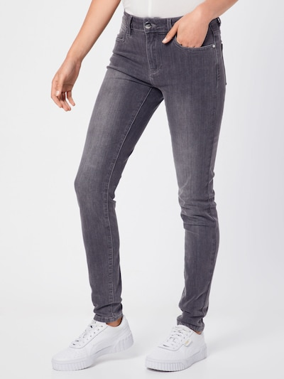 F.A.M. Džinsi 'CRISTINA' pieejami pelēks džinsa: Priekšējais skats