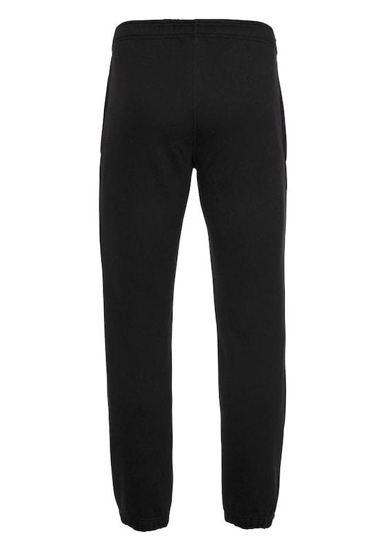 REEBOK Jogginghose 'EL FLC CC PANT' in schwarz