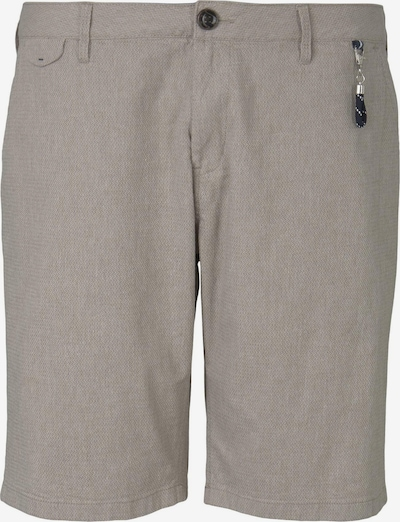 TOM TAILOR Men Plus Hosen & Chino Josh Regular Slim Chino Shorts in beige, Produktansicht