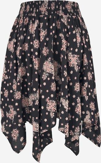 LASCANA Rok in de kleur Rosa / Zwart, Productweergave