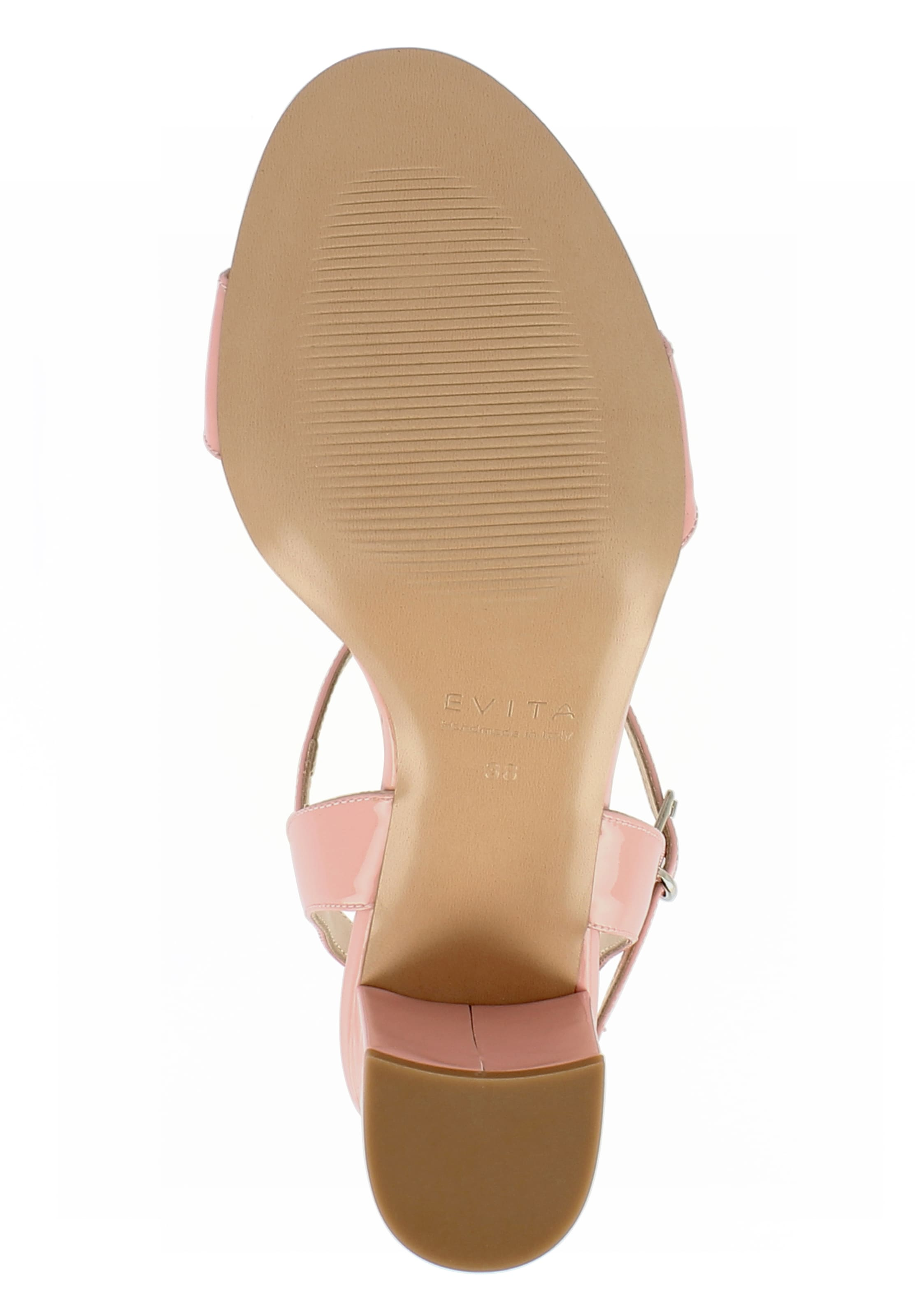 Sandalette 'ambra' Evita In Evita Sandalette Pink Sandalette In Pink 'ambra' Evita IH2YDEW9