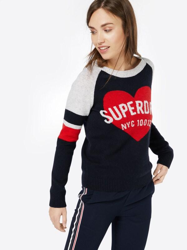 Superdry Pullover 'VARSITY'