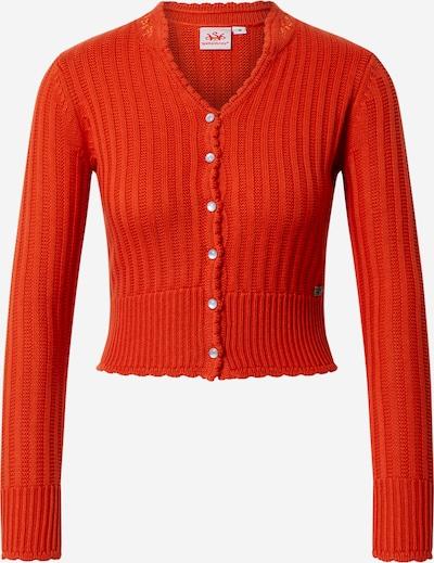 SPIETH & WENSKY Pullover in knallrot, Produktansicht