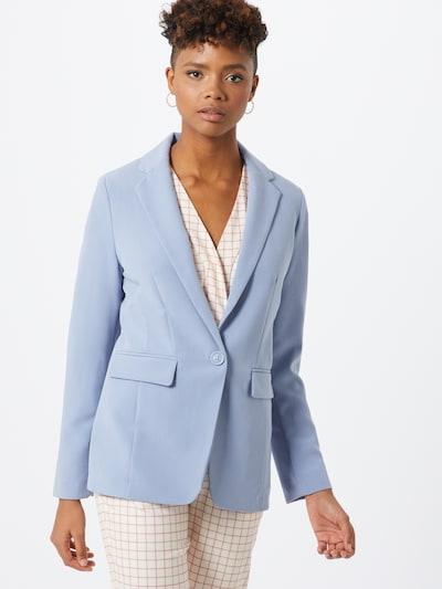 Blazer švarkas 'Jarila' iš OPUS , spalva - šviesiai mėlyna, Modelio vaizdas
