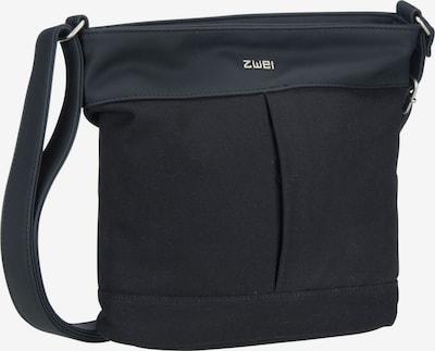 ZWEI Umhängetasche ' Paula PA80 ' in schwarz, Produktansicht