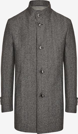 DANIEL HECHTER Mantel in grau / dunkelgrau, Produktansicht