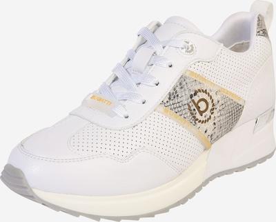 bugatti Sneaker 'Ivory' in grau / weiß, Produktansicht