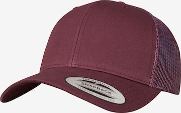Flexfit Cap i rød