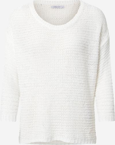 Hailys Pull-over 'Merida' en blanc, Vue avec produit