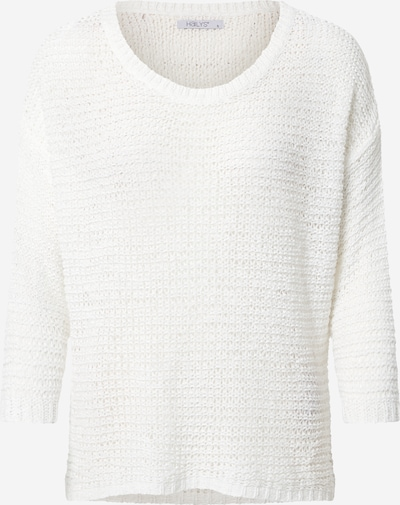 Hailys Sveter 'Merida' - biela, Produkt