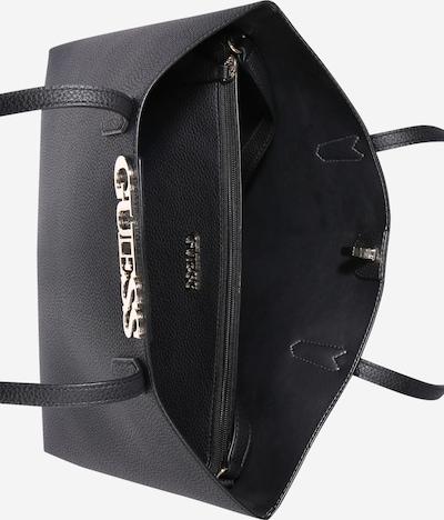 GUESS Tasche 'Uptown Chic' in schwarz: Draufsicht