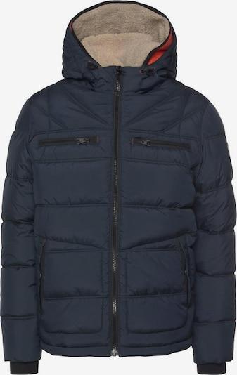 Tom Tailor Polo Team Jacke in dunkelblau, Produktansicht