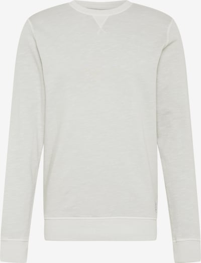 TOM TAILOR Sweatshirt in silbergrau, Produktansicht