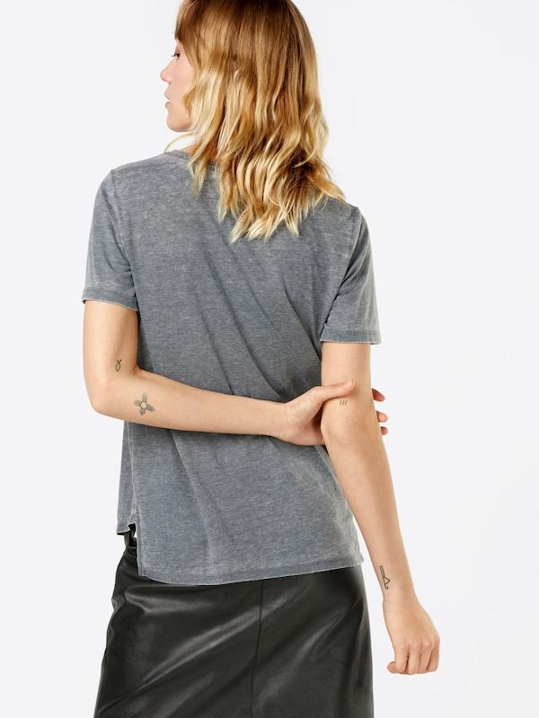 monari T-Shirt mit Paillettensternen
