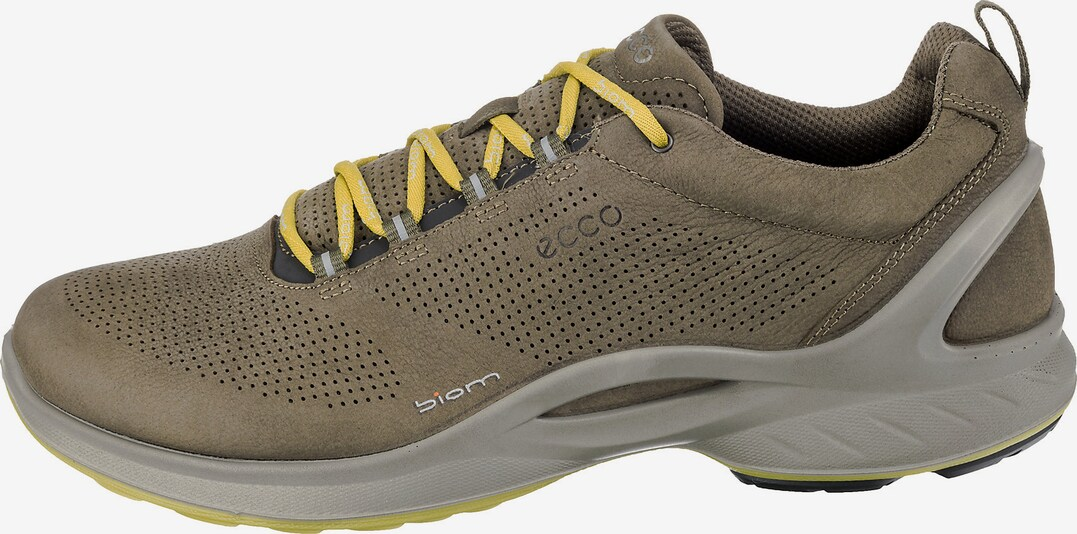 ECCO Sneakers Low 'Biom Fjuel' in brokat / grau, Produktansicht