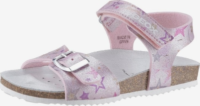 "GEOX Kids Sandale ""Adriel"" in rosa, Produktansicht"