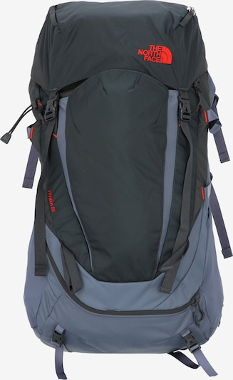 THE NORTH FACE Rucksack 'Terra' in taubenblau / dunkelgrau, Produktansicht