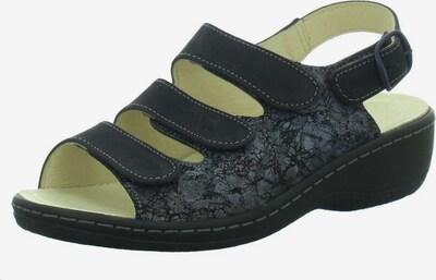 Longo Sandale in blau / nachtblau, Produktansicht