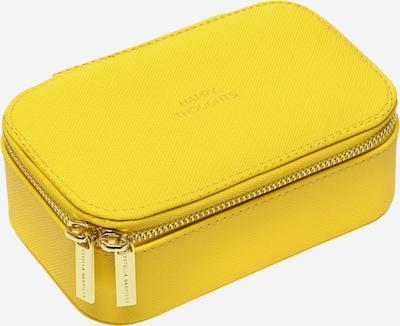 Casetă bijuterii Estella Bartlett pe galben, Vizualizare produs