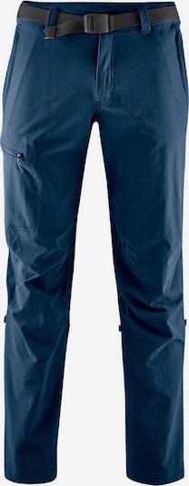 Maier Sports Sporthose 'Nil' in blau, Produktansicht