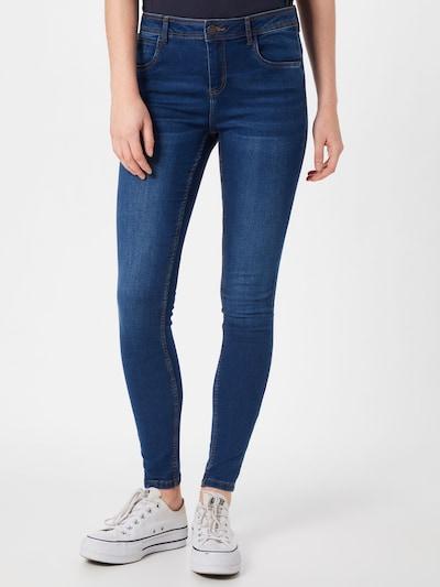 Noisy may Jeans 'JEN' in blue denim: Frontalansicht