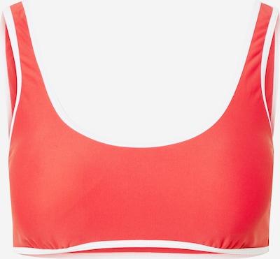 VENICE BEACH Bikini zgornji del | rdeča / bela barva, Prikaz izdelka