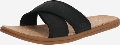 UGG Pantolette 'Seaside Slide' in schwarz, Produktansicht