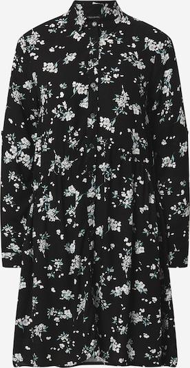 Trendyol Robe-chemise en mélange de couleurs / noir, Vue avec produit