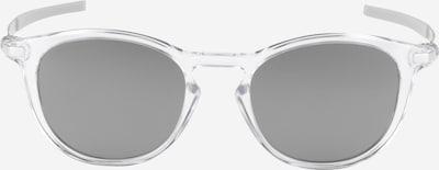 OAKLEY Sportbrille 'PITCHMAN' in grau / weiß, Produktansicht