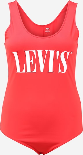Levi's® Plus Body in rot, Produktansicht