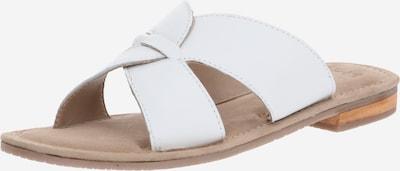 SPM Pantolette 'Coring' in weiß, Produktansicht