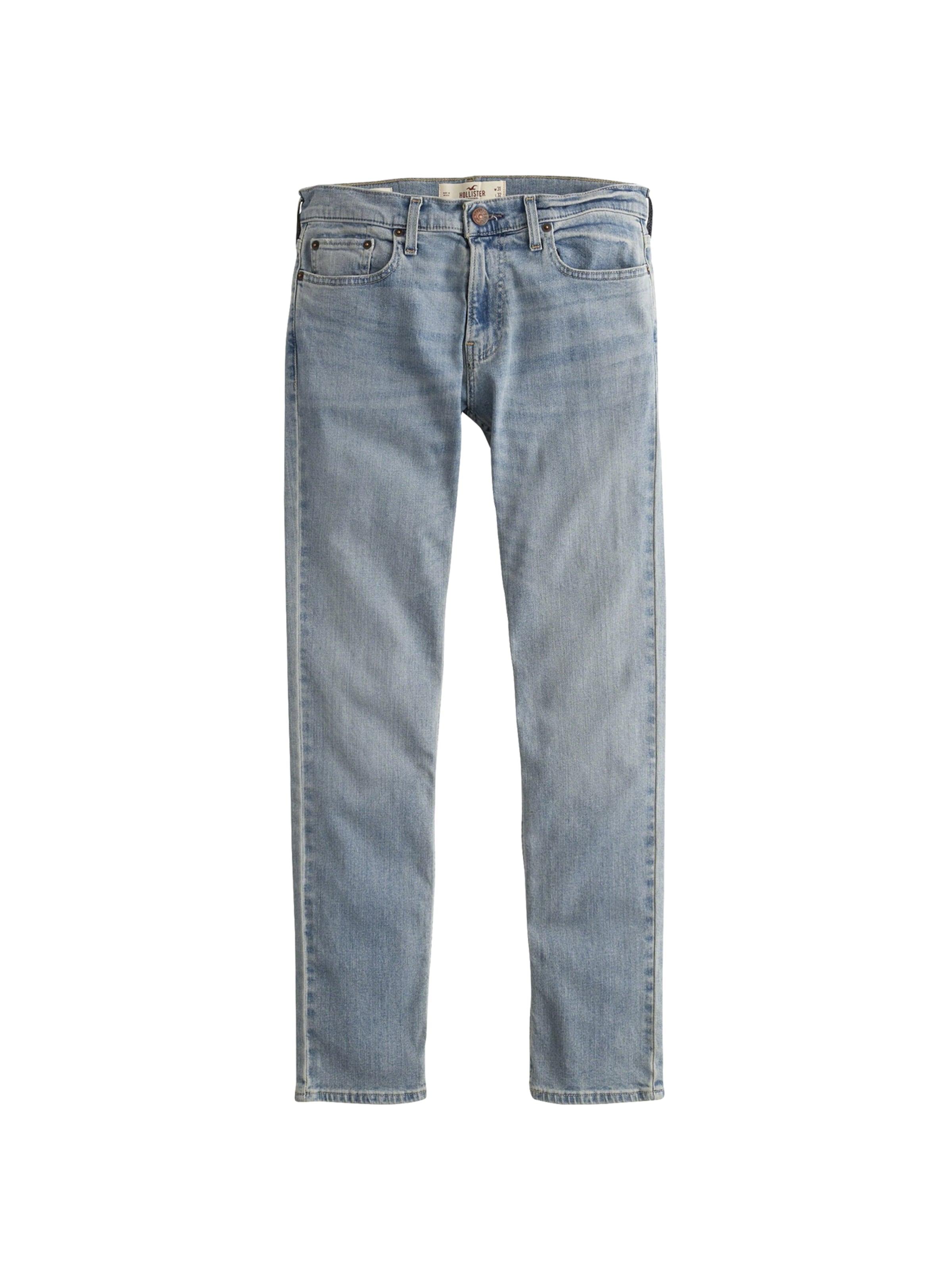 1cc' 'skny Light Hollister Jeans Blue In Denim JTF1clK