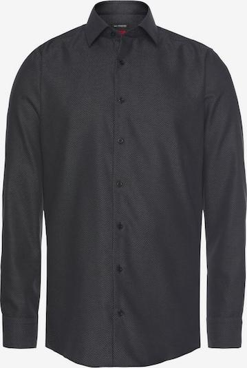 ROY ROBSON Businesshemd in schwarz, Produktansicht