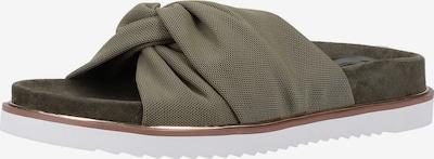 BUFFALO Pantolette in khaki, Produktansicht