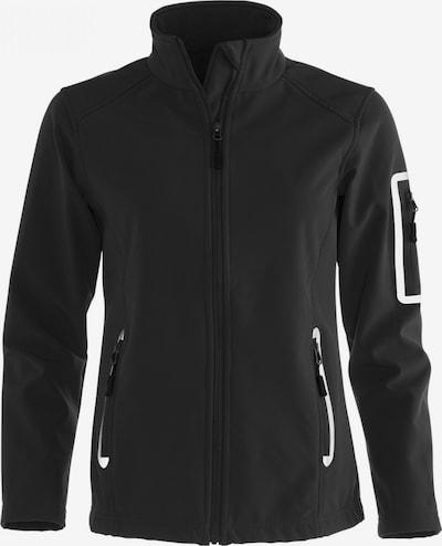 BRDS Softshelljacke 'LOUISA' in schwarz, Produktansicht