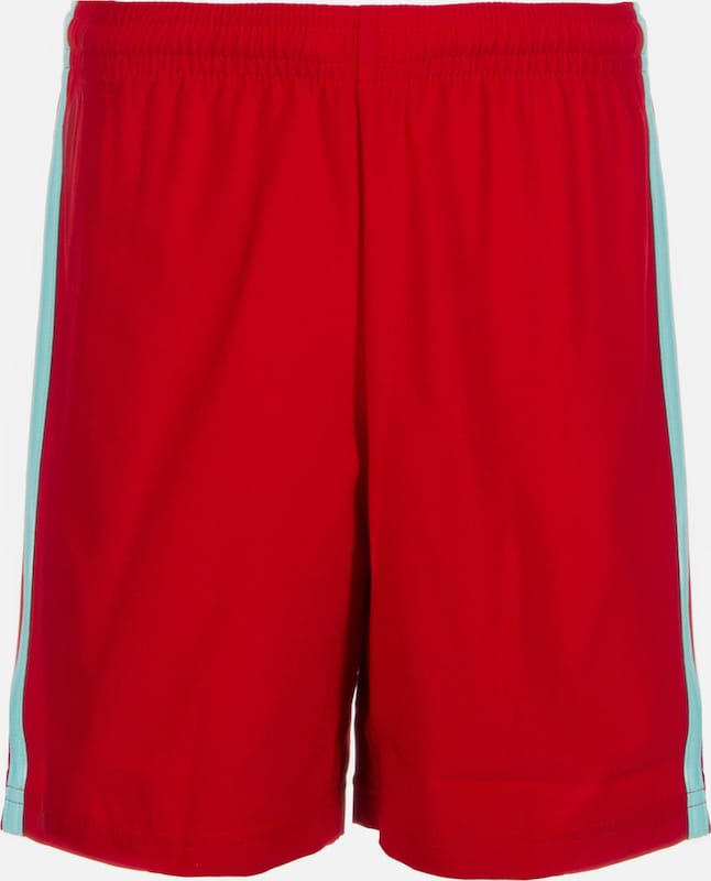 ADIDAS PERFORMANCE Shorts 'Condivo 18' in rot: Frontalansicht