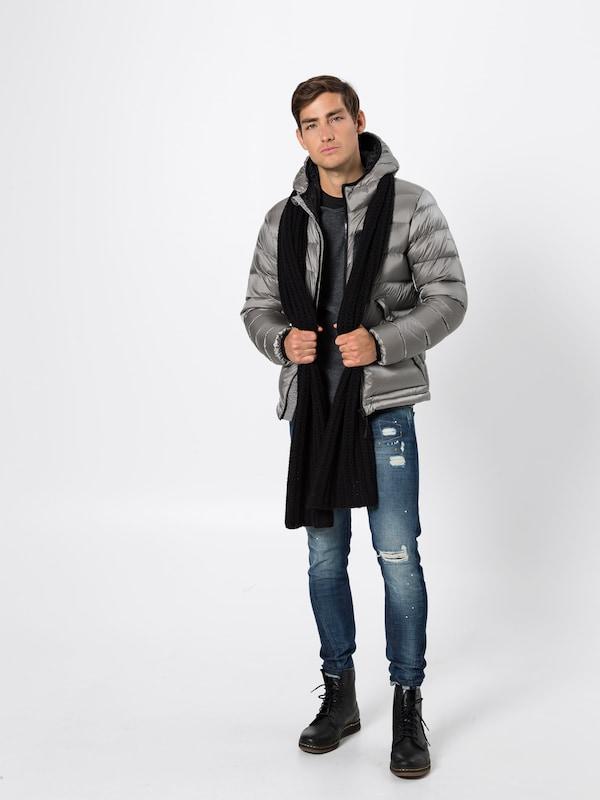 En Jeans D'hiver 'dover' Pepe Gris Veste rxCBoed